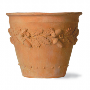 OAKLEAF Fibreglass Pot